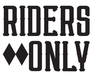 Riders Only Bike shop